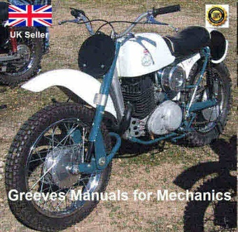 Greeves Manuals for Mechanics