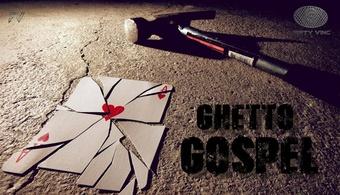 GHETTO GOSPEL (DARK PIANO STORYTELLING HIP HOP RAP BEAT)