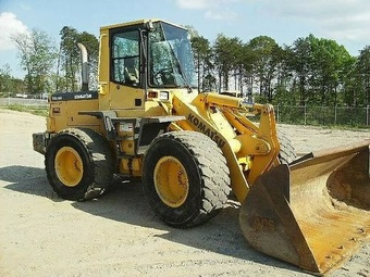 KOMATSU WA180-3MC WHEEL LOADER SERVICE REPAIR MANUAL + OPERATION & MAINTENANCE MANUAL