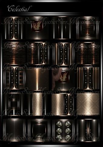 Celestial Room Texture Collection IMVU