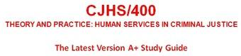 CJHS 400 Entire Course