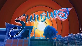 Sunburst Project File (Clips included)
