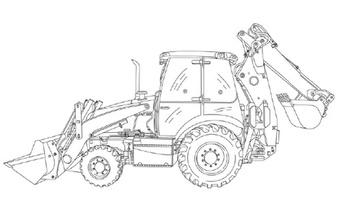 Case N Series Loader Backhoes Operators Manual
