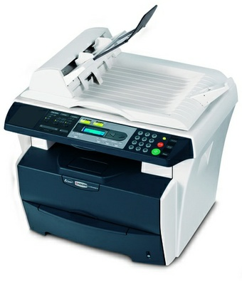 Kyocera FS-1016MFP Multifunction Printer Service Repair Manual + Parts List + Service Bulletin