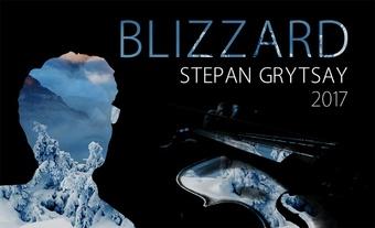 BLIZZARD for Violin & Kick