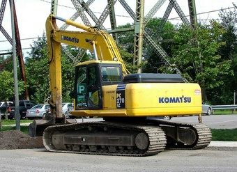 KOMATSU PC270-8, PC270LC-8 HYDRAULIC EXCAVATOR SERVICE REPAIR MANUAL+OPERATION & MAINTENANCE MANUAL