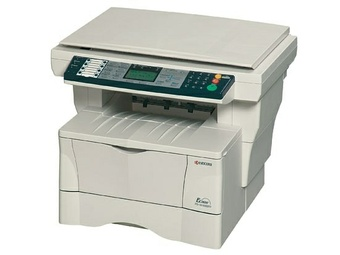 Kyocera FS-1018MFP Multifunction Printer Service Repair Manual + Parts List + Service Bulletin