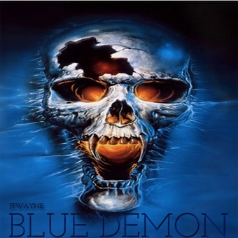 BLUE DEMON BY JTWAYNE