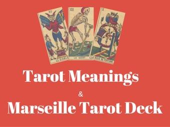 Printable Tarot Cards Meanings and Tarot Deck