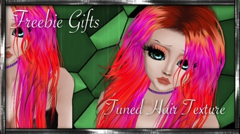1 FREE Tuned Hair Texture created by iMMuneC @ IMVU