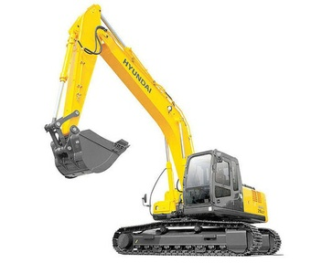 HYUNDAI R210LC-9 CRAWLER EXCAVATOR SERVICE REPAIR MANUAL