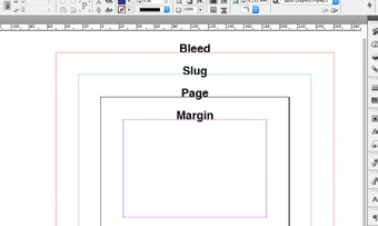 Set to Bleed, Slug, Page or Margin