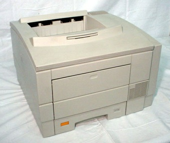 Apple LaserWriter 10/600 A3+ printer Service Repair Manual