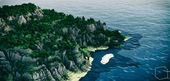 World Painter - Advanced Cliff Brush Set