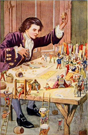 Audiolibro: Los viajes de Gulliver