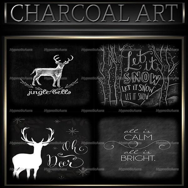 [H]CHARCOAL ART-30 TEXTURES