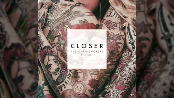 The Chainsmokers - Closer ft. Halsey ( Greg LASSIERRA Project )