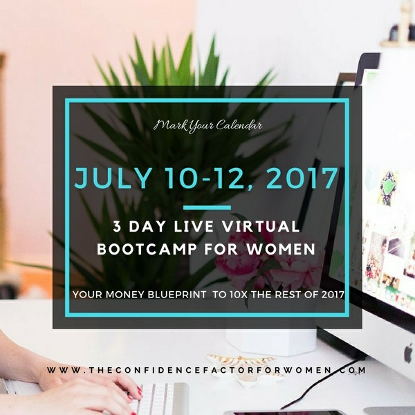 3 Day Live Boot-camp for Women in Business