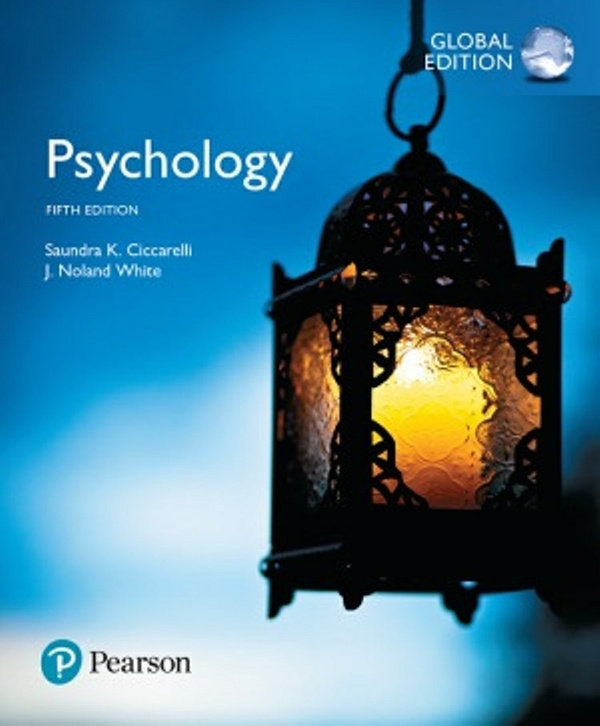 Psychology 5th edition ( Global Edition )  ( PDF, Instant download )