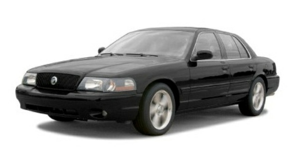 Mercury Marauder 2003 Repair Manual