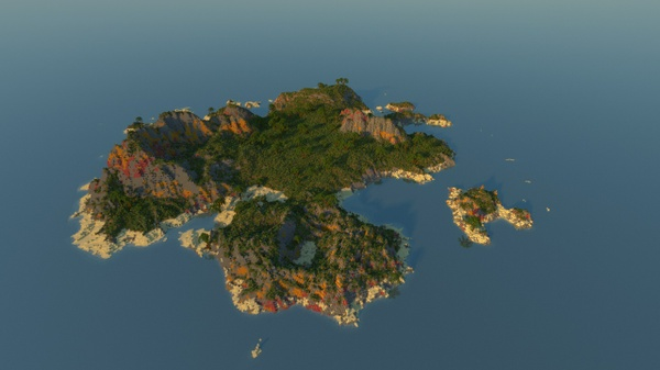 Tropical Island (512x512)