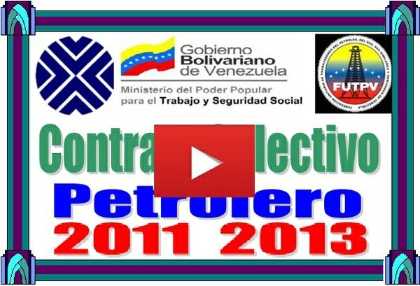Contrato Colectivo Petrolero 2011 2013