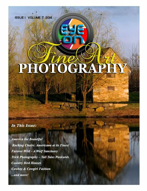 Eye on Fine Art Photography - Issue 1, Volume 7