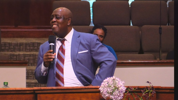 "Pastor Sam Emory 01-08-17am "" Expecting Something New "" Pt. 3 MP4"