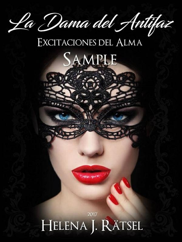 SAMPLE - La Dama del Antifaz: Excitaciones del Alma
