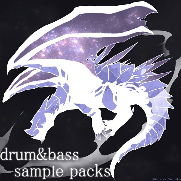 drum'n'bass sample packs