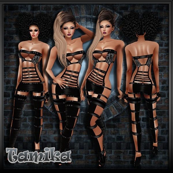 AP Tamika Body Outfit File