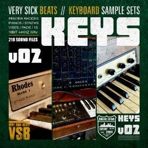Very Sick Keys Vol. 2