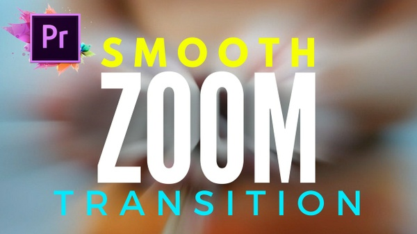 Smooth Zoom Transition Presets (Premiere Pro CC 2017)