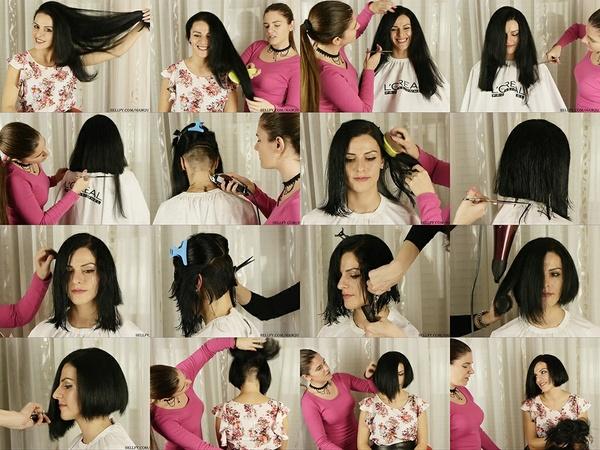 Jasenka Haircut