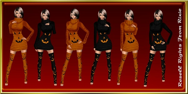 Sweet Halloween Outfits Catty Only!!!!