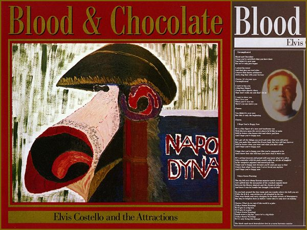 Blood & Chocolate & Elvis (Feb 2011)