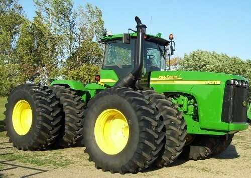 John Deere 9120, 9220, 9320,9420, 9520, 9620 Tractors Diagnosis and Tests Service Manual (TM1972)