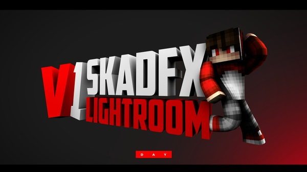 SkadFx - Lightroom V1