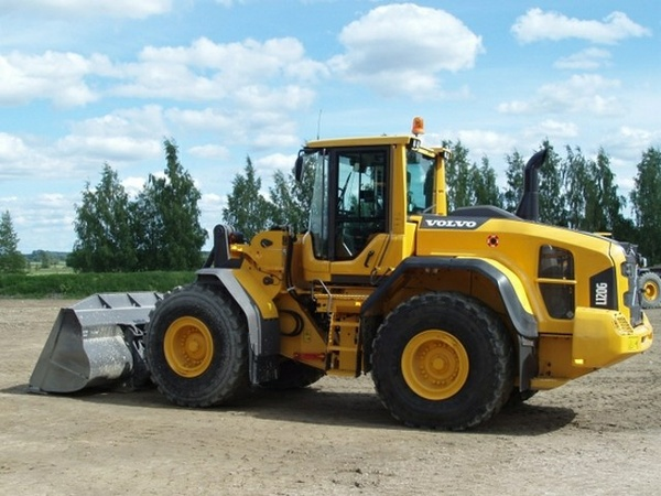 VOLVO L120G WHEEL LOADER SERVICE REPAIR MANUAL - DOWNLOAD
