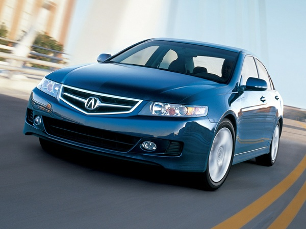 2004-2008 Acura TSX CL9, OEM Service and Repair Manual.