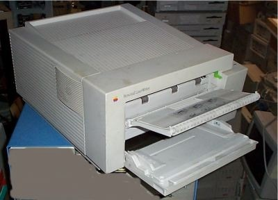 Apple Personal LaserWriter SC/NT/NTR/LS Service Repair Manual
