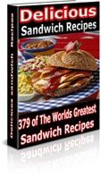 OVER 300 DELICIOUS SANDWICH RECIPES