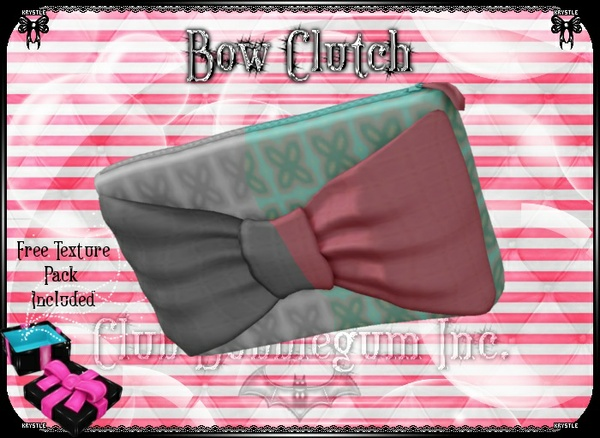 💎 Bow Clutch