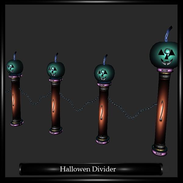 Halloween Mesh 21
