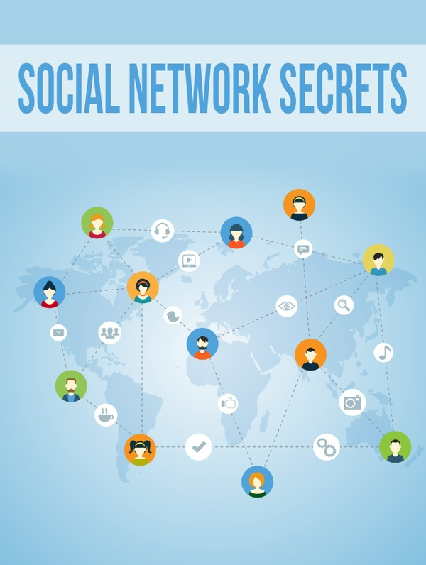 Social Network Secrete (Including MRR)
