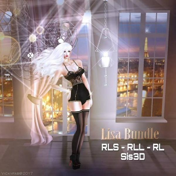 Sis3D - Lisa Bundle (RL,RLS,RLL)