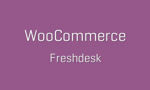 WooCommerce Freshdesk 1.1.10 Extension