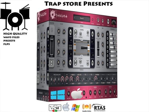 Trap Store Presents - Sakura Expansion | Free Download
