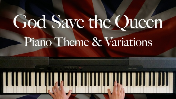 God Save the Queen - Piano Sheet Music & Mp3