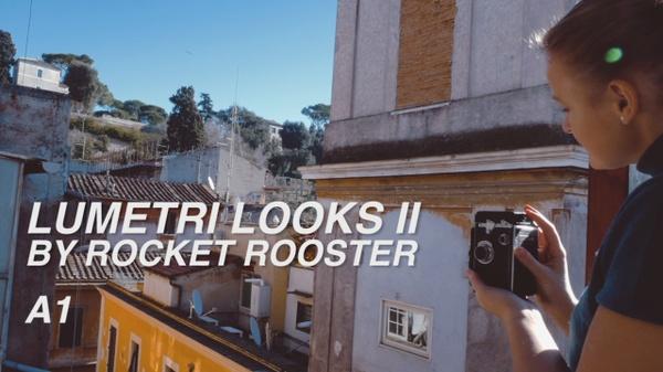 Rocket Rooster Lumetri Looks II